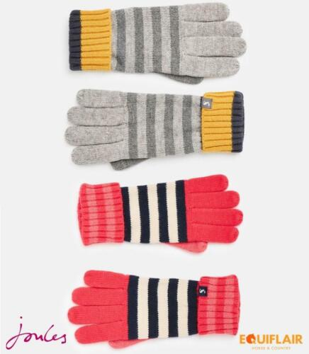 SS20 Joules Chillaway Women/'s Knitted Gloves