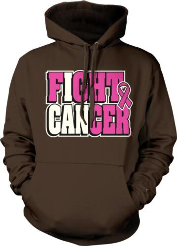 I Can Fight Cancer Survivor Breast Pink Cure Love Hope Awerness Hoodie Pullover
