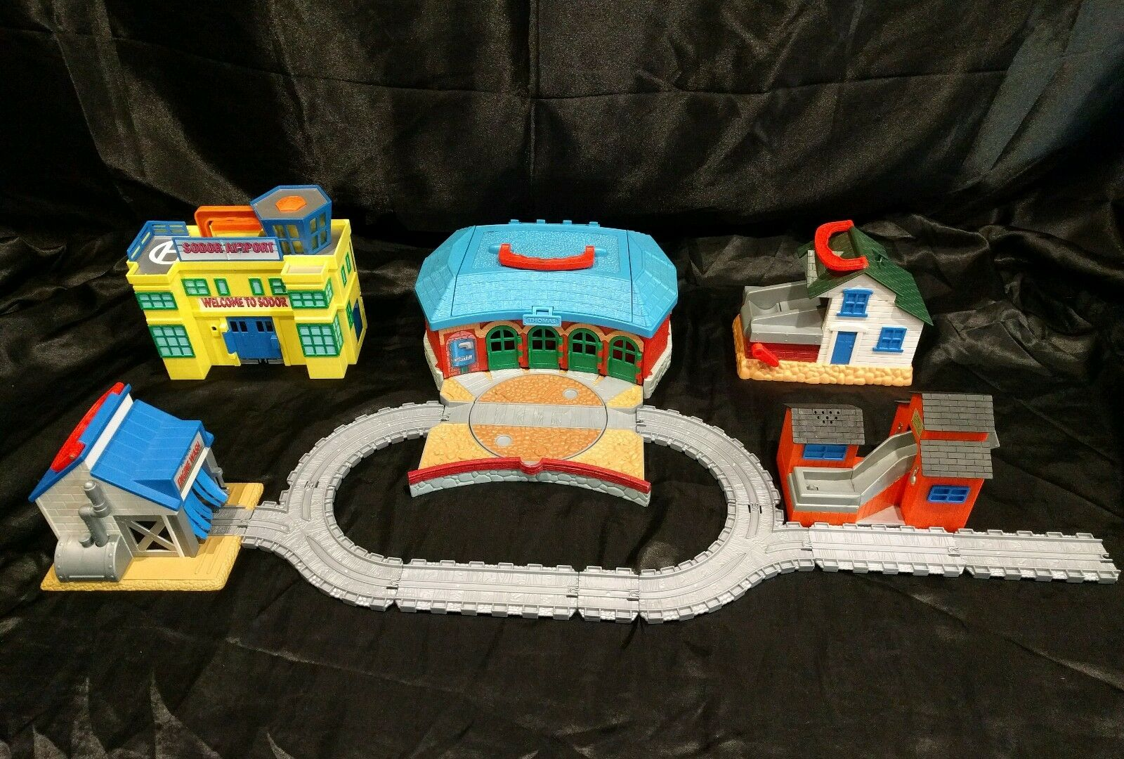 Thomas take n play tidmouth sheds sheds sheds bundle b63f37