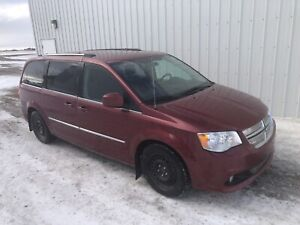 2001 Dodge Caravan stow and go