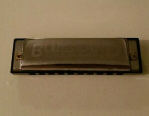 Hohner Blues Band Harp Rockige Key Of C Harmonica-hohner International-afficher Le Titre D'origine