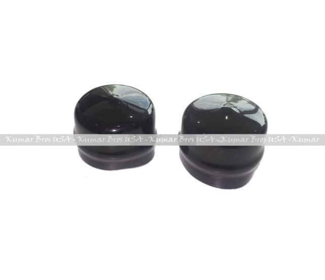 2 Axle Caps M128102 Fits John Deere Sabre /& Scotts New TWO