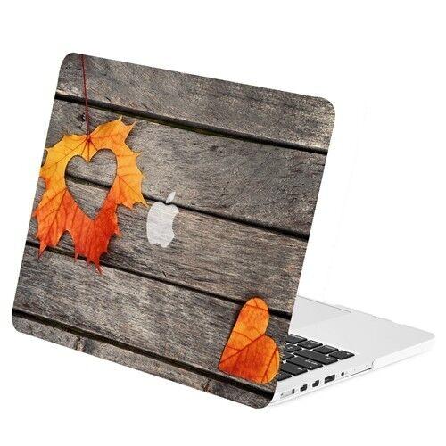 "Autumn Love Rubberized Hard Case for Macbook Pro 13/"" w.// Retina A1425 A1502"