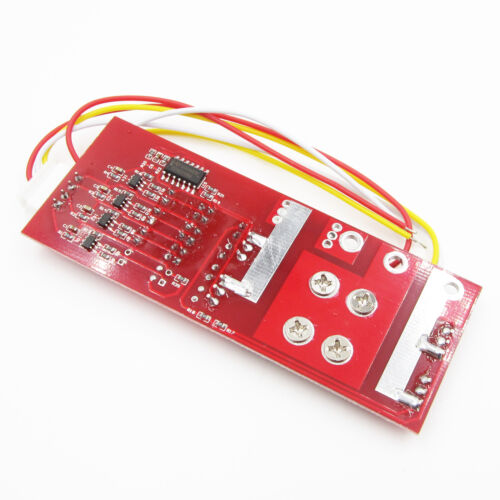 3S packs 11.1V 12V 20A Lithium Battery Protection BMS Board W// Charging Module N