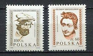 35975) Poland 1982 MNH Definitives 2v