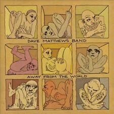 Away from the World [Digipak] by Dave Matthews/Dave Matthews Band (CD, Sep-2012, 2 Discs, RCA)