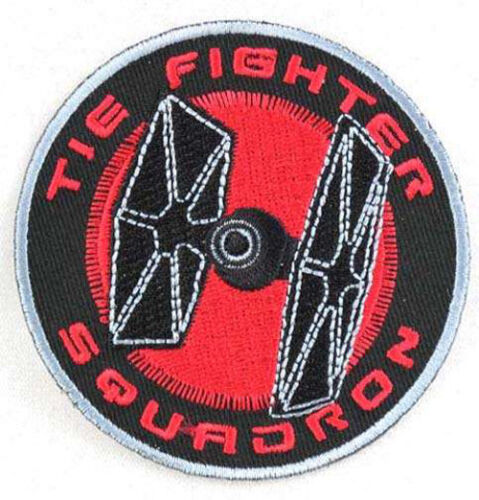 Star Wars Tie Fighter Squadron Iron On Material Patch by Ebay Seller