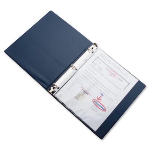 """Rectangular Letter 8.50/"""" X 11/"""" Business Source Top Loading Sheet Protector"""