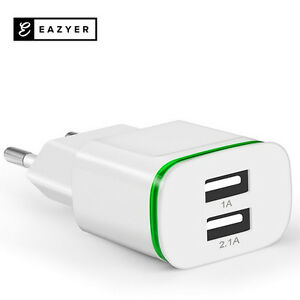 EAZYER-DOPPEL-USB-LED-LADEADAPTER-IPHONE-LADEGERAT-NETZTEIL-2-FACH-STECKER