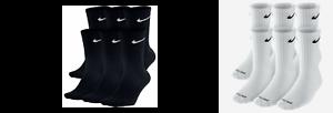 Nike-Dri-Fit-Cotton-Crew-Socks-1-3-OR-6-PAIRS-WHITE-OR-BLACK