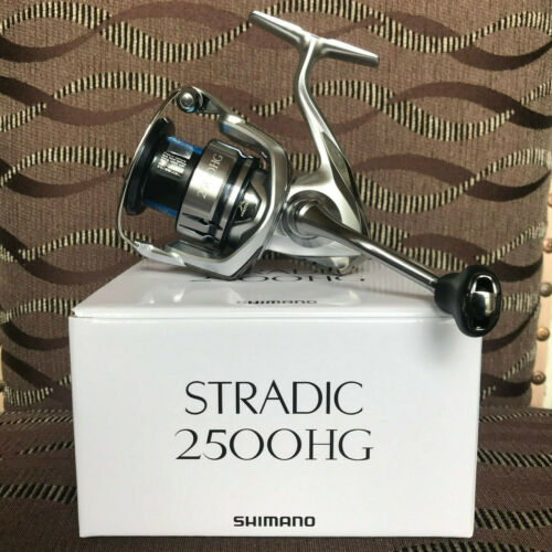 Shimano Stradic 2500HG FL Spinnrolle NEW 2019 MODEL