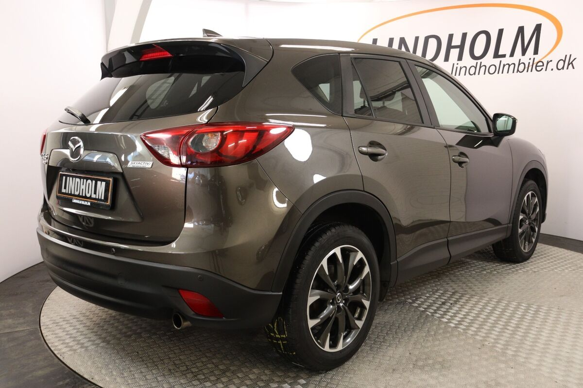 Mazda CX-5 2,5 Sky-G 192 Optimum aut. AWD