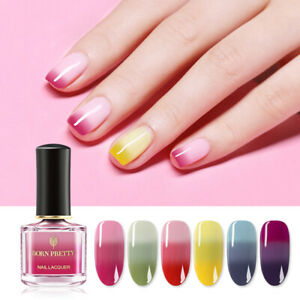 BORN-PRETTY-6ml-Color-Changing-Nail-Polish-Thermal-Nail-Art-Varnish-Decoration