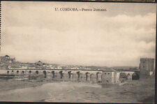 POSTAL CORDOBA . PUENTE ROMANO . ANDALUCIA . MIRA MAS EN MI TIENDA CC2476