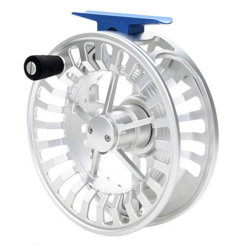 NEW! Vision XLV Kust fly reel fly fishing reel salmon saltwater