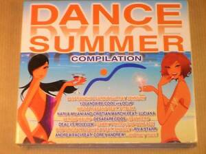 2-CD-DANCE-SUMMER-COMPILATION-NEUF-SOUS-CELLO