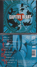 Captive Heart - Home Of The Brave, AOR, Jim Peterik, Survivor, Diving For Pearls