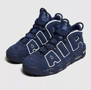promo code 79f83 03a18 Image is loading Nike-Air-More-Uptempo-96-Obsidian-size-UK-