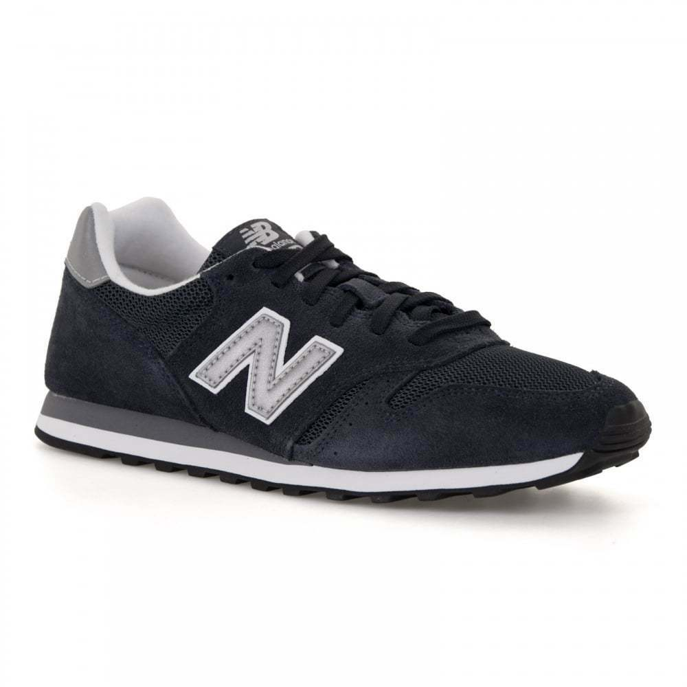 New Balance Mens 117 Trainers (Navy)