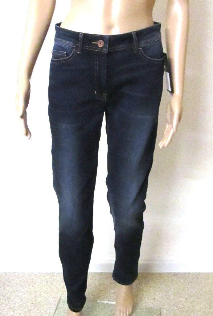 Ppep Jeans in blau  gerade geschnitten Größe 44
