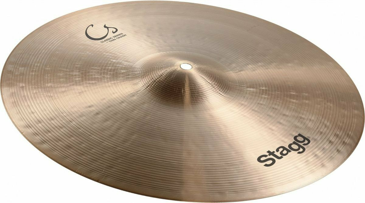 Stagg CS-CT16 Thin Crash 16  Classic-Serie