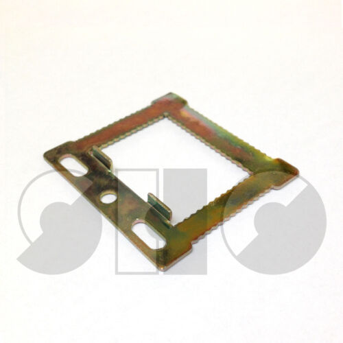 CWH1 Square Sawtooth HANGERS for CANVAS//Frames with hollow backs 2//4//6//10