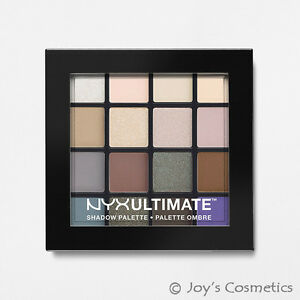 1-NYX-Ultimate-Shadow-Palette-Eye-034-USP02-Cool-Neutrals-034-Joy-039-s-cosmetics