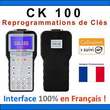 CK100 PROGRAMMER - Outil de programmation de clés TACHO PRO DIGIPROG SBB KEY ©