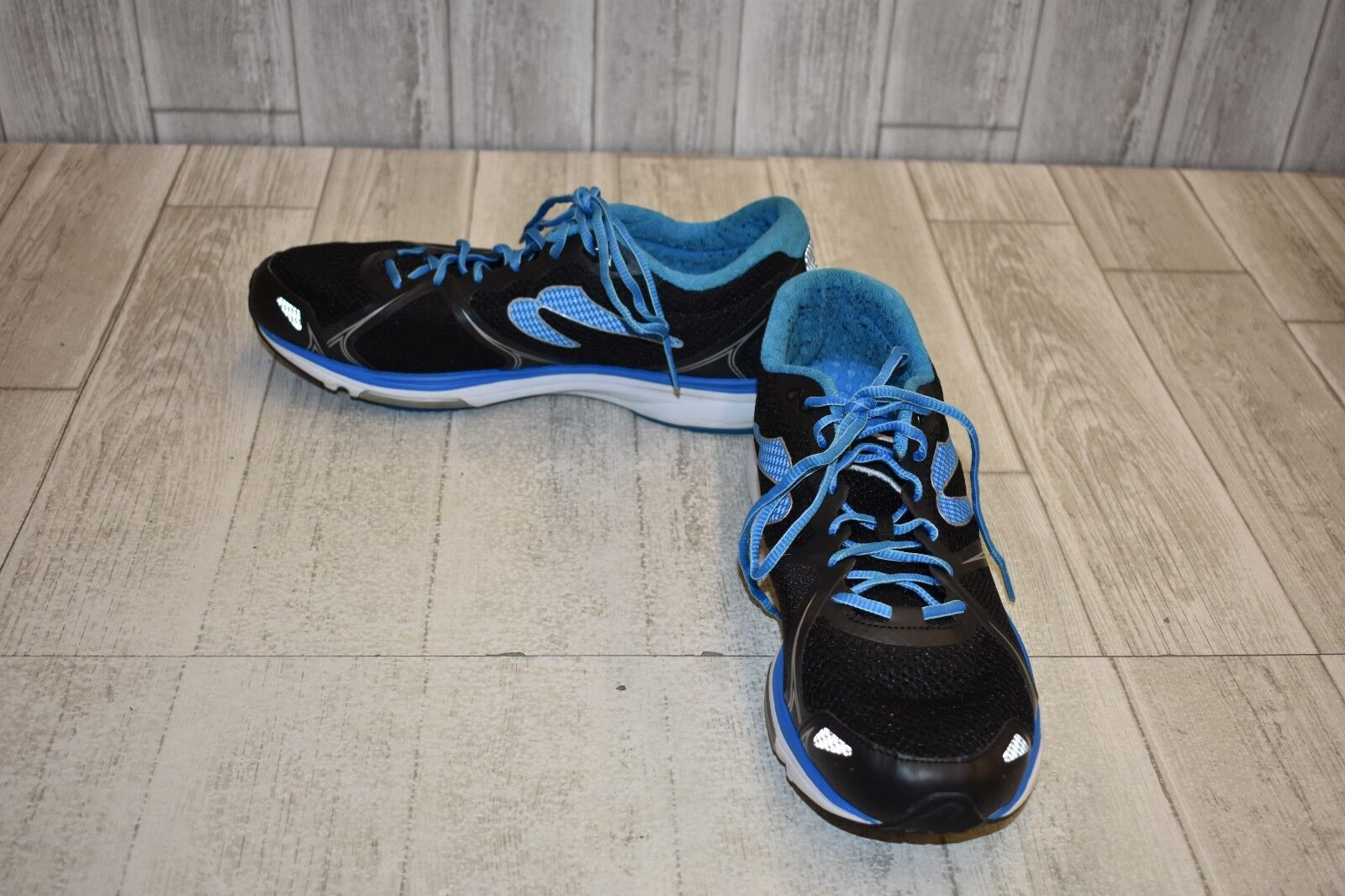 Newton Fate 3 Running shoes, Men's Size 13, Black bluee