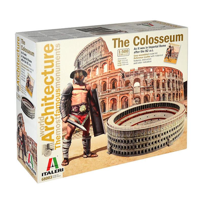 ITALERI 68003 The Colosseum 1 500 Model Kit