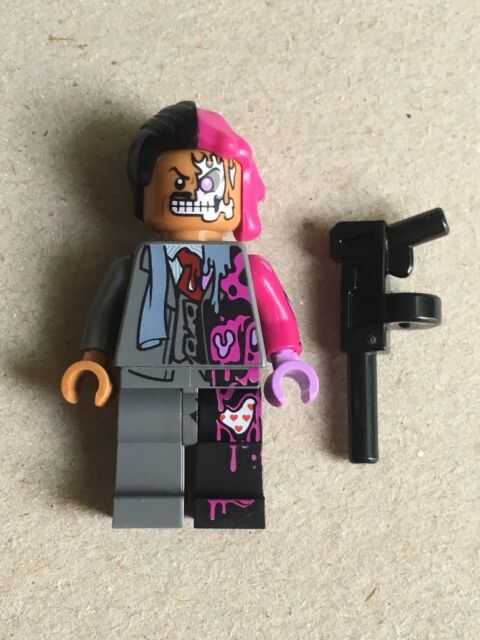 NEW LEGO TWO FACE FROM SET 70915 THE LEGO BATMAN MOVIE sh395