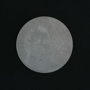 Elemental-Medalla-Molibdeno-MO-Scheele-Conmemorativa-Periodicos-Adornos