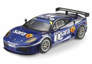 Hot-Wheels-Elite-Ferrari-F430-GTC-2007-Italian-Championship-1-43-Scale-P9952