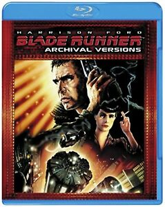 BLADE-RUNNER-Chronicle-Blu-ray-Free-Shipping-with-Tracking-New-from-Japan
