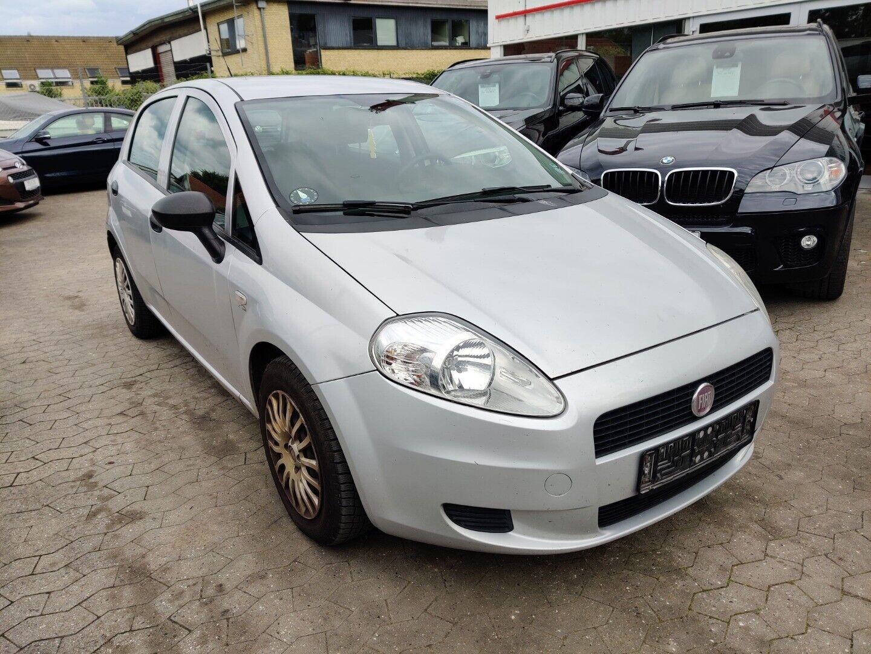 Fiat Punto Evo 1,3 MJT 85 Dynamic 5d