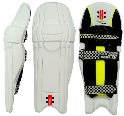 Gray Nicols Powerbow GN7 Cricket Batting Pad +AU Stock Free Ship Player Grade