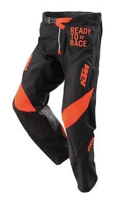 THOR KTM PHASE MX PANTS BLACK//ORANGE OFF-ROAD RIDING PANTS XLARGE//36 WAS $109.99