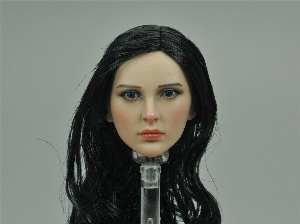 Head Headsculpt for TBLeague PL2019-137 Female Soldier Strange 1 6 Scale Action