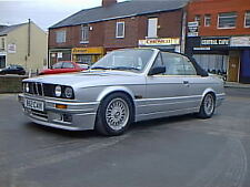 BMW E30 M-Tech 2 Full Body Kit Front/Rear Bumper Sides/Door Pods - Brand New!