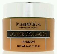 Dr. Jeannette Graf Dermatologic Formula Copper Collagen Infusion 5oz NEW SEALED