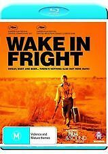 WAKE IN FRIGHT BLU RAY - NEW & SEALED JACK THOMPSON, AUSSIE OUTBACK CLASSIC