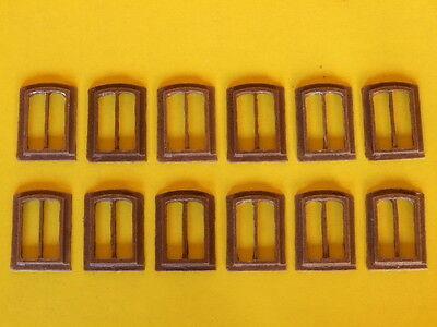 persiane stile Italiano per edificio modellismo HO Krea Porte 1//87 pz.24