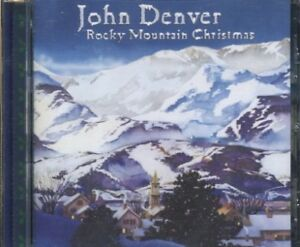 Rocky Mountain Christmas.Details About John Denver Rocky Mountain Christmas Cd