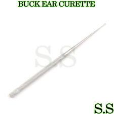 Buck Ear Curette Blunt 00 Ent Surgical Instruments