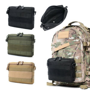 1000D Tactical Molle First Aid Bag Utility Medical Compact Pouch Outdoor Pack