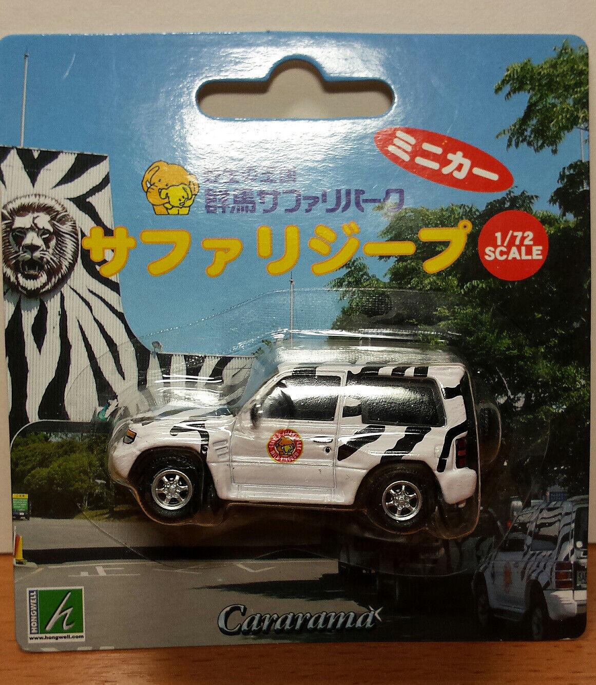 1 72 CARARAMA MITSUBISHI Pajero RARE