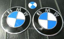 2 BMW Airhead 70mm Gas Tank Badge emblem r90s r90/6 r100rs r75/6 r75/7 FREE MINI