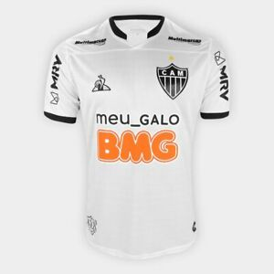Details about Atletico Mineiro Away Jersey Soccer Football Shirt - le coq sportif 2020 2021