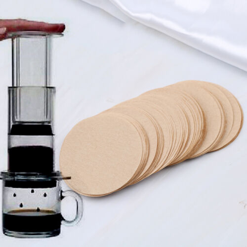 100pcs per pack coffee maker replacement filters paper for aeropress  ON
