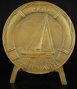 Inhuldiging-Jachthaven-1950-Maatschappij-Van-Linker-Scheldeoever-Scheldt-Medal